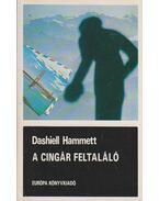 A cingár feltaláló - Dashiell Hammett