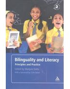 Bilinguality and Literacy - Principles and Practice - DATTA, MANJULA (EDITOR)