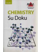 Chemistry Su Doku Volume 1 - Dave Riddick