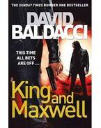 King and Maxwell - David BALDACCI