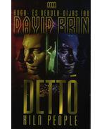 Dettó - David Brin