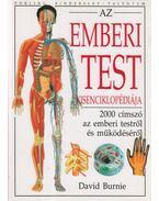 Az emberi test kisenciklopédiája - David Burnie