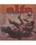 Alfa 1988. augusztus - Dávid Csaba