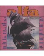 Alfa 1988. június - Dávid Csaba