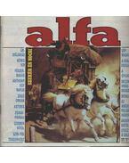 Alfa 1988. december - Dávid Csaba, Ivanics István