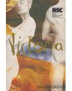 Victoria - David Greig