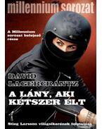 A lány, aki kétszer élt - David Lagercrantz