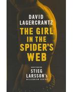 The Girl in the Spiders Web - David Lagercrantz