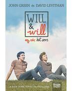 Will & Will egy név, két sors - kötött - David Levithan, John Green