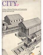 City: A Story of Roman Planning and Construction - David Macaulay