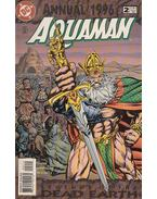 Aquaman Annual 2. - David, Peter, Hannigan, Ed