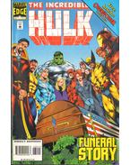 The Incredible Hulk Vol. 1. No. 434 - David, Peter, Justiniano