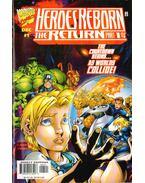 Heroes Reborn: The Return Vol. 1 No. 1 - David, Peter, Larroca, Salvador