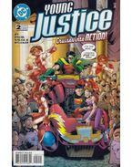 Young Justice 2. - David, Peter, Nauck, Todd
