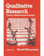 Qualitative Research - David Silverman
