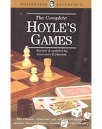 The Complete Hoyle's Games - DAWSON, LAWRENCE H. (editor)