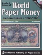 Standard Catalog of World Paper Money - de George S. Cuhaj (ed.)