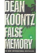 False Memory - Dean R. Koontz