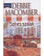 Színes szálak - Debbie Macomber