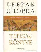 Titkok könyve - Deepak Chopra
