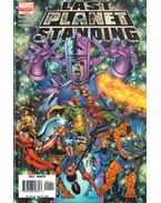Last Planet Standing No. 1 - Defalco, Tom, Olliffe, Pat, Koblish, Scott
