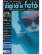 Digitális fotó 2002. augusztus II. évfolyam 7.szám - Dékán István