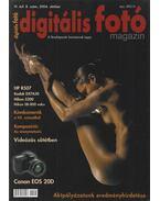 Digitális fotó 2004. október IV. évf. 8. szám - Dékán István
