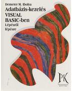 Adatbázis-kezelés VISUAL BASIC-ben - Demeter M. Ibolya