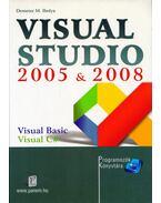 Visual Studio 2005-2008 - Visual Basic, Visual C# - Demeter M. Ibolya