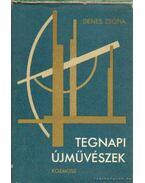 Tegnapi újművészek - Dénes Zsófia