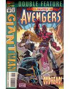 Marvel Double Feature...The Avengers/Giant-Man Vol. 1. No. 380 - Deodato, Mike Jr., Harras, Bob