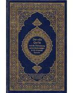 Der edle Qur'an und die Übersetzung seiner Bedeutungen in die deutsche Sprache