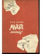 Májusi adósság - Dér Endre