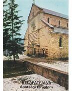 Bélapátfalva - Apátsági templom - Dercsényi Balázs