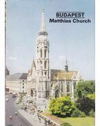 Budapest - Matthias Church - Dercsényi Balázs