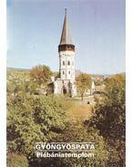 Gyöngyöspata - Plébániatemplom - Dercsényi Balázs