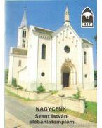 Nagycenk - Szent István plémániatemplom - Dercsényi Balázs