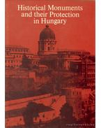 Historical Monuments and their Protection in Hungary - Dercsényi Dezső