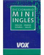 Diccionario Mini Inglés