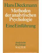 Methoden der analytischen Psychologie - Dieckmann, Hans