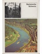 Sächsische Schweiz - Dieter Weber, Fritzsch, Erich
