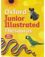 Oxford Junior Illustrated Thesaurus - Dignen, Sheila
