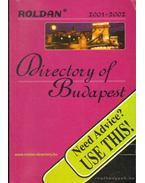 Directory of Budapest