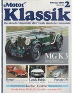 Motor Klassik 1989 Februar - Dirk-Michael Conradt
