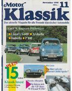 Motor Klassik 1990/11 - Dirk-Michael Conradt