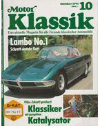 Motor Klassik 1991/10 - Dirk-Michael Conradt