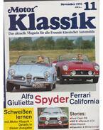 Motor Klassik 1991/11 - Dirk-Michael Conradt