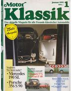 Motor Klassik 1991/1 - Dirk-Michael Conradt