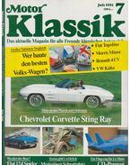 Motor Klassik 1991/7 - Dirk-Michael Conradt