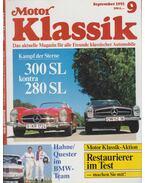 Motor Klassik 1991/9 - Dirk-Michael Conradt